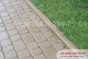 Укладка тротуарной плитки в Белогородке - 5