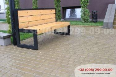 Укладка тротуарной плитки в Белогородке - 6