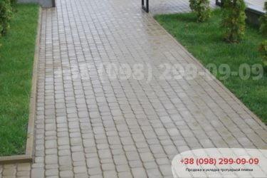 Укладка тротуарной плитки в Белогородке - 7