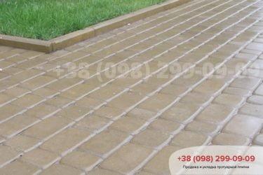 Укладка тротуарной плитки в Белогородке - 8