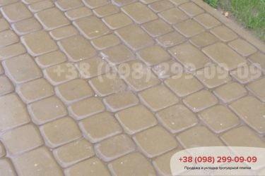 Укладка тротуарной плитки в Белогородке - 13
