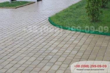 Укладка тротуарной плитки в Белогородке - 21
