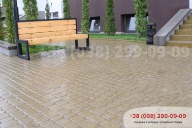 Укладка тротуарной плитки в Белогородке - 15