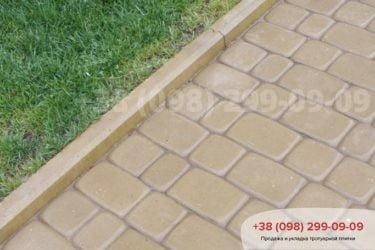 Укладка тротуарной плитки в Белогородке - 18