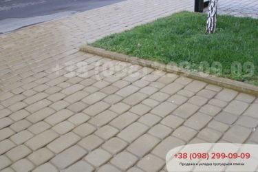 Укладка тротуарной плитки в Белогородке - 25