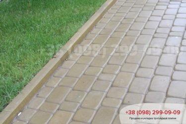 Укладка тротуарной плитки в Белогородке - 3