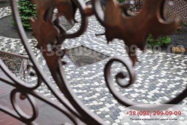 Тротуарная плитка в Петровском. Фото - 29