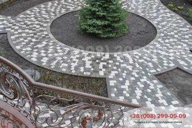 ТротуарнаяплиткавПетровском.Фото