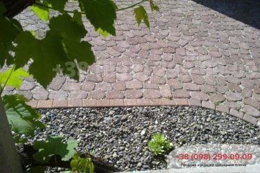 Тротуарная плитка в Козине. Фото - 28