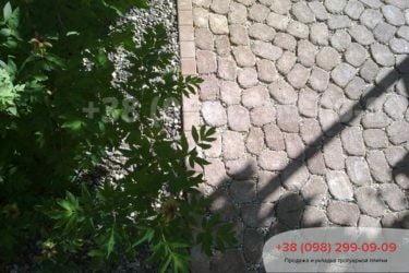 Тротуарная плитка в Козине. Фото - 1