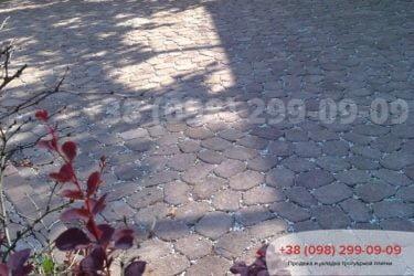 Тротуарная плитка в Козине. Фото - 7