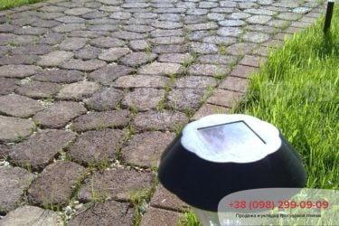 Тротуарная плитка в Козине. Фото - 20