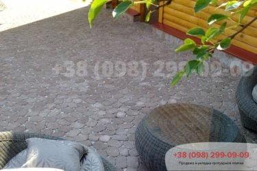 Тротуарная плитка в Козине. Фото - 9