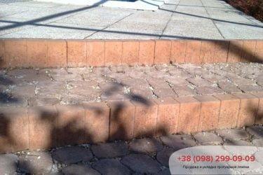 Тротуарная плитка в Козине. Фото - 11