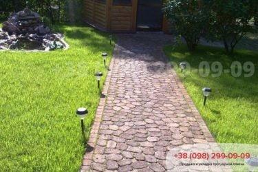 Тротуарная плитка в Козине. Фото - 21