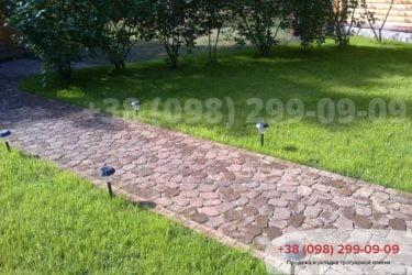 Тротуарная плитка в Козине. Фото - 22