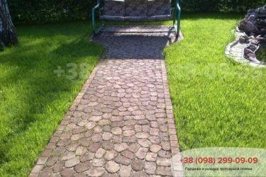 Тротуарная плитка в Козине. Фото - 23