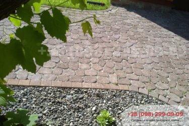 Тротуарная плитка в Козине. Фото - 27