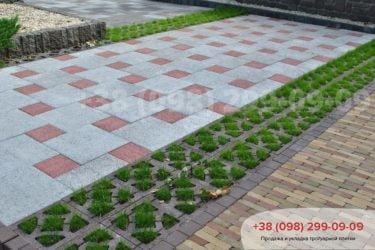 Выставка тротуарной плитки - 6