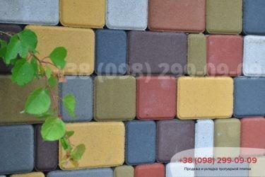 Выставка тротуарной плитки - 24