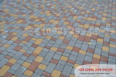 Выставка тротуарной плитки - 29