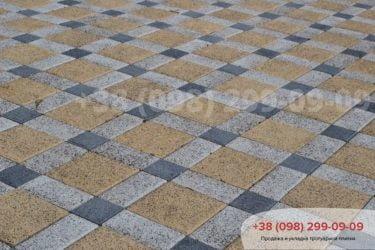 Выставка тротуарной плитки - 39