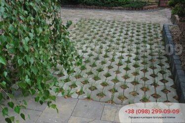 Выставка тротуарной плитки - 40