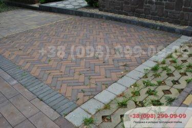 Выставка тротуарной плитки - 41