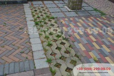 Выставка тротуарной плитки - 42
