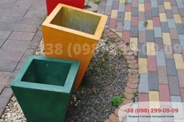 Выставка тротуарной плитки - 43
