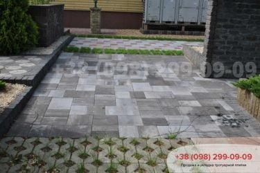 Выставка тротуарной плитки - 53