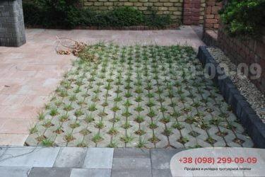 Выставка тротуарной плитки - 2