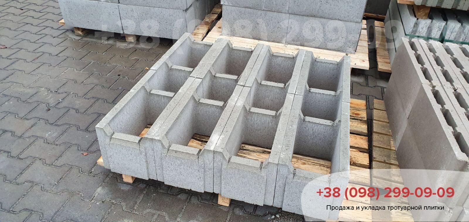 Опалубка для бетона купить в шлакобетон и керамзитобетон