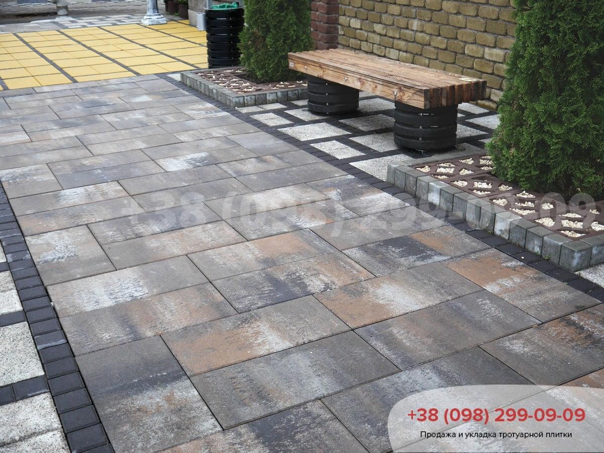 Тротуарная плитка под бетон купить строительный раствор сложный