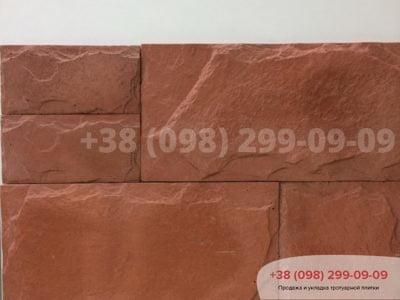 Фасадный камень Сланецфото 8