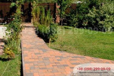 Садовая дорожка фото 24