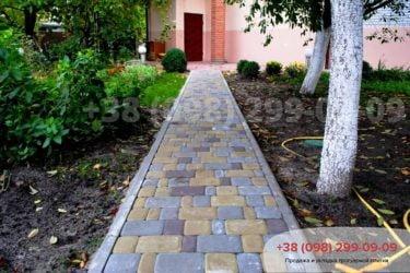 Садовая дорожка фото 2