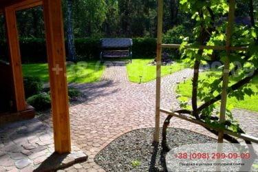 Садовая дорожка фото 4