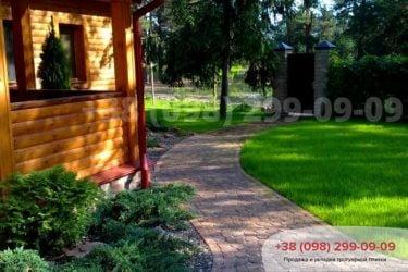 Садовая дорожка фото 5