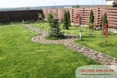 Садовая дорожка фото 11