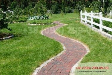 Садовая дорожка фото 12