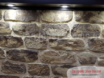 Фасадный камень Палермофото 4