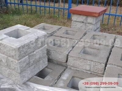 blok dlya stolba