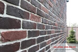 Фасадная плитка Фасадная плитка «Клинкер»