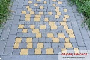 Тротуарная плитка Креатив Сиена