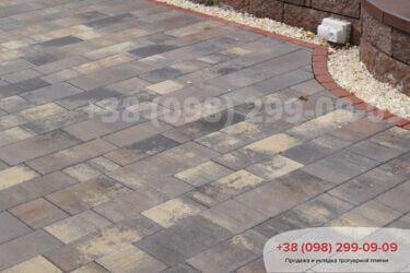 Тротуарная плитка колор-миксфото 39