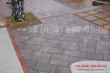 Тротуарная плитка колор-миксфото 38