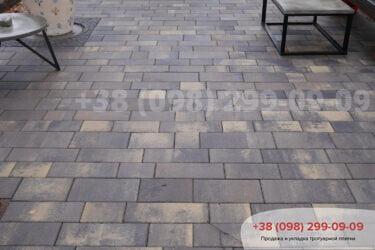 Тротуарная плитка колор-миксфото 37