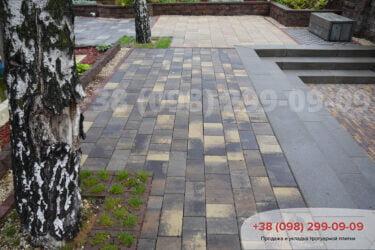 Тротуарная плитка колор-миксфото 35