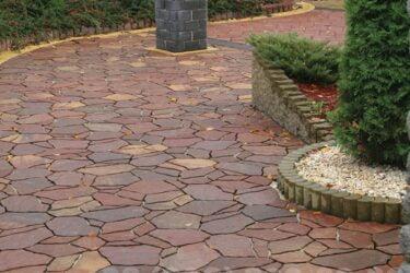 Тротуарная плитка колор-миксфото 260